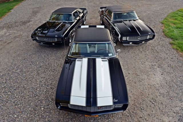 The 3 most collectible 1969 Camaro models