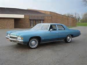1972 Chevrolet Belair