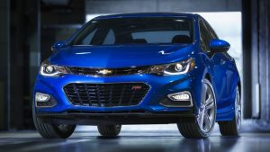 2016 Chevy Cruze Mylink review