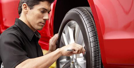 30 day Tire match guarantee