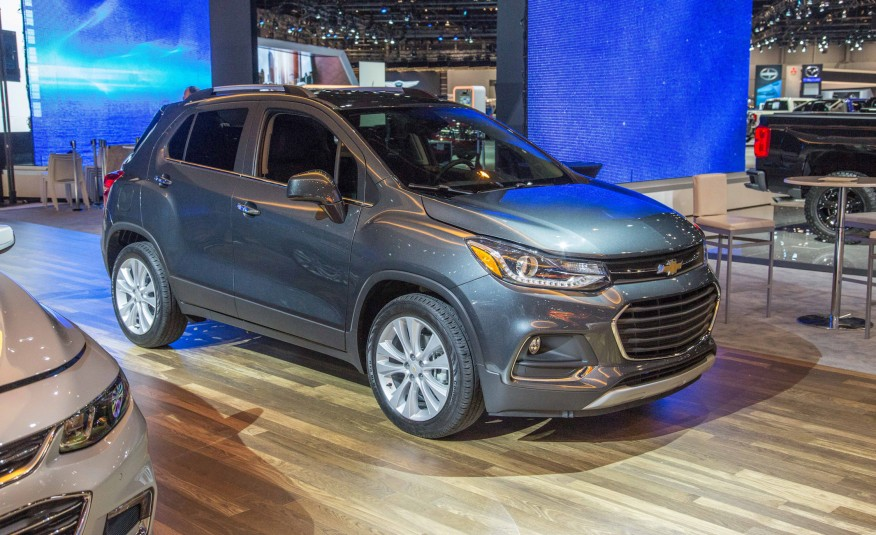 2017 Chevy Trax Changes