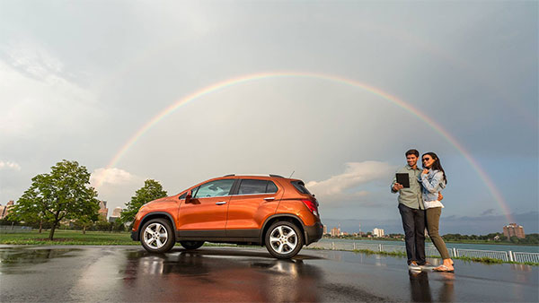 Chevrolet Trax.  One of the more popular used vehicles in Aurora, IL