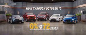 0% car & truck deals near Chicago, IL