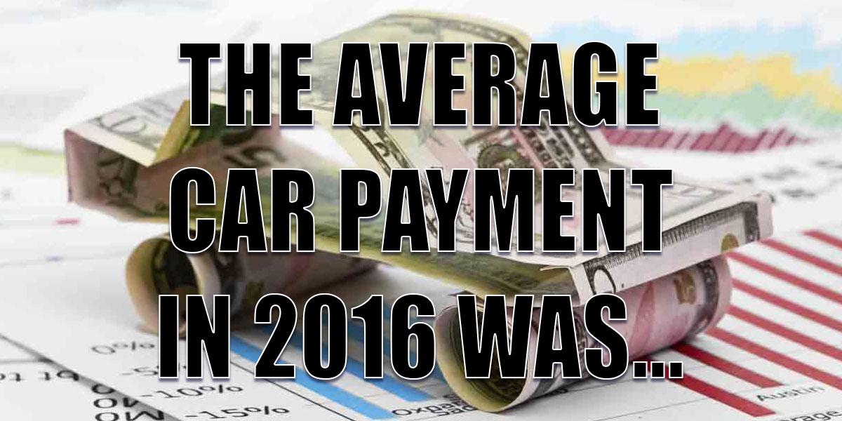 average car payment for 2016 westphal chevy blog. Black Bedroom Furniture Sets. Home Design Ideas