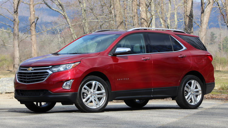 First drive: 2018 Chevy Equinox [Review] – LeftLaneNews