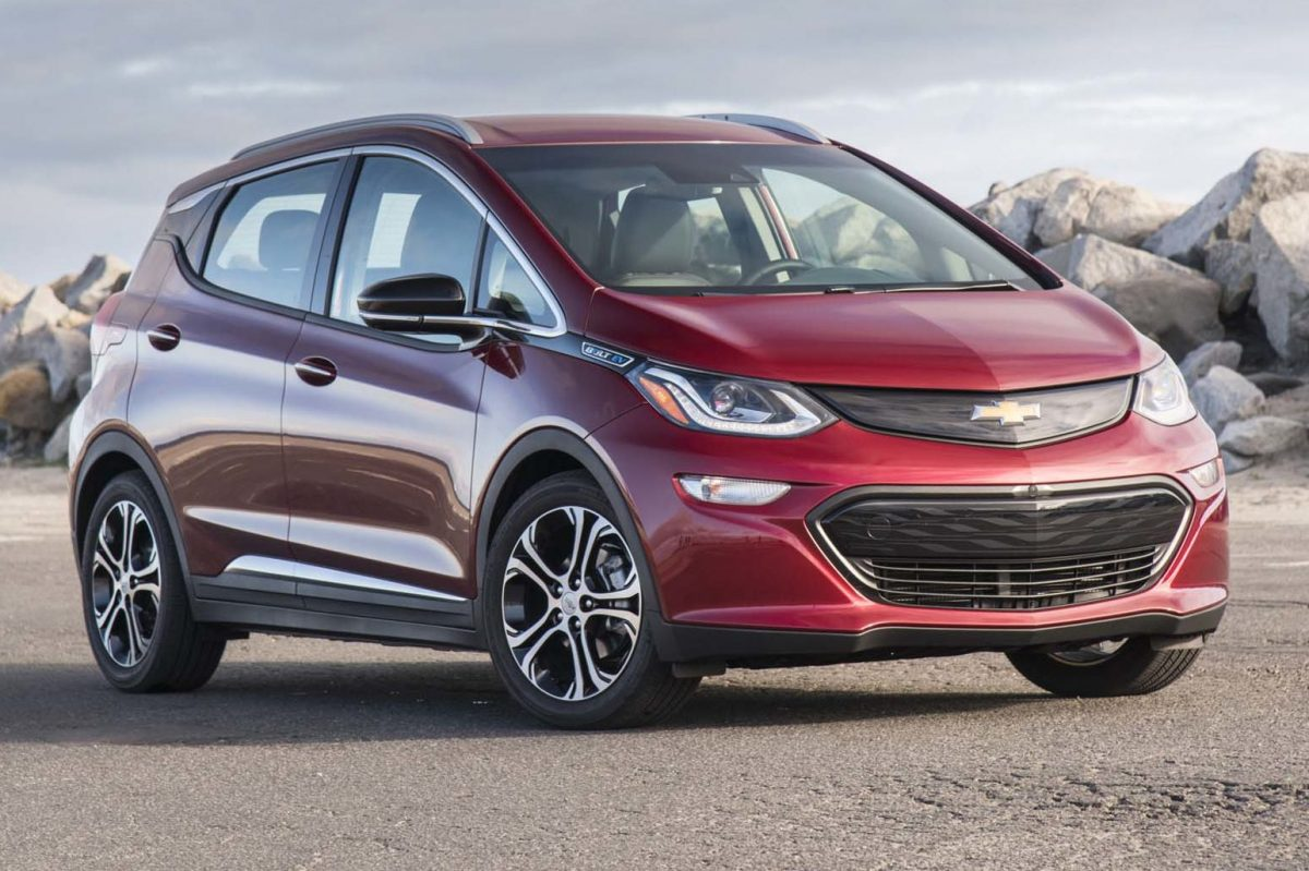 2017 Chevrolet Bolt EV Review – Long-Term Arrival