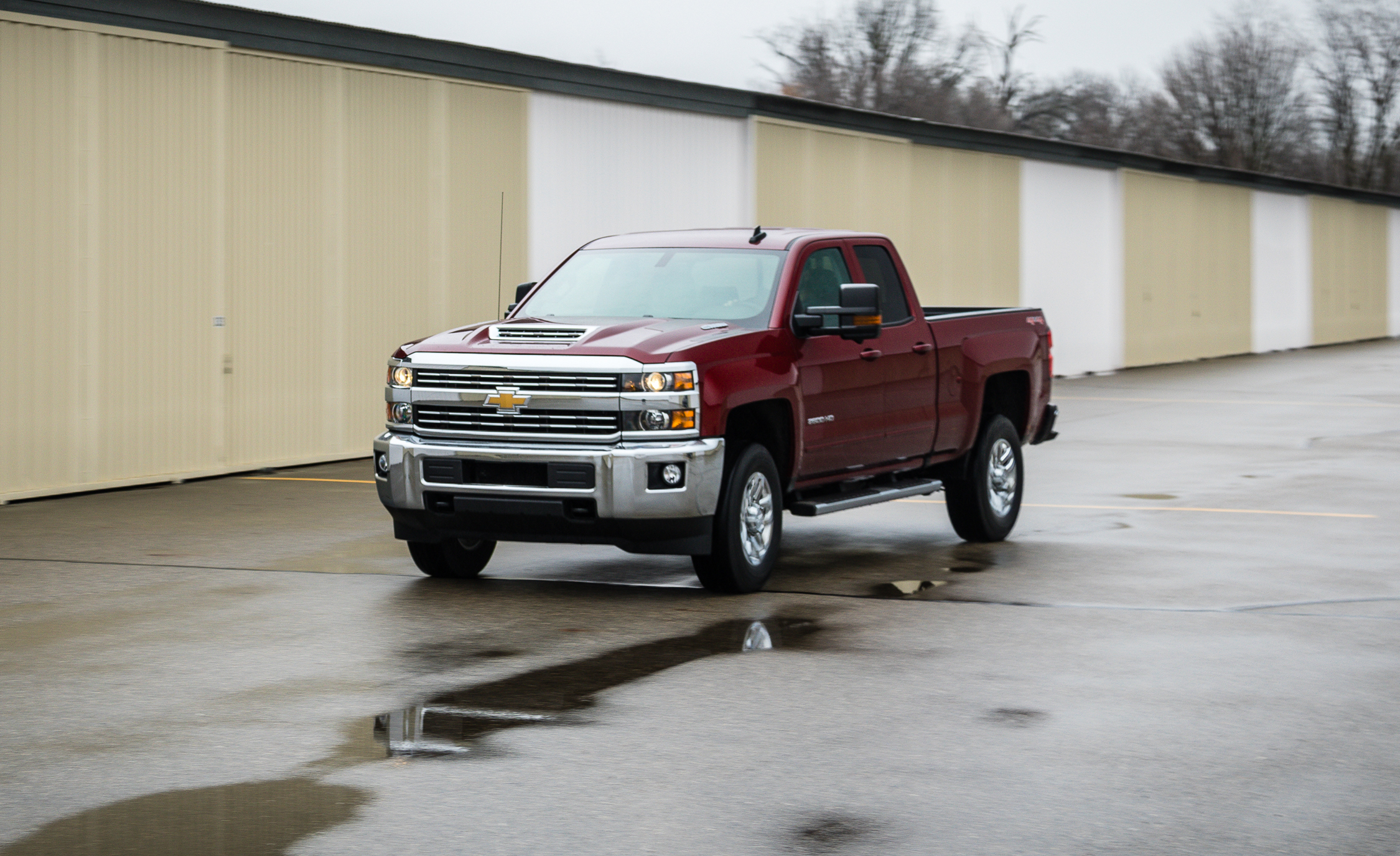 2017 Chevy Silverado HD