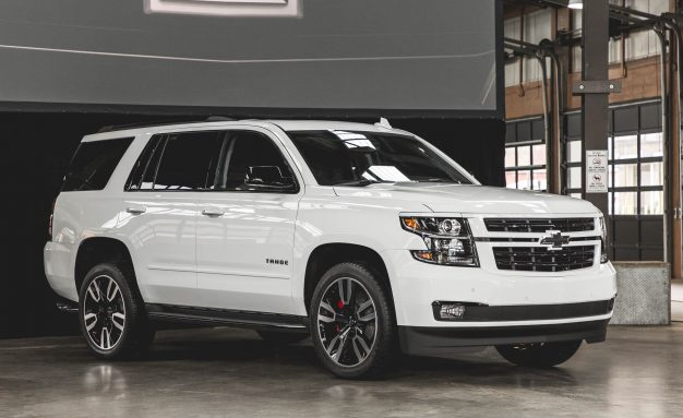 RST Special Edition Chevrolet Tahoe and Suburban Offer Upgraded Style and Performance| News | Car and Driver | Car and Driver Blog