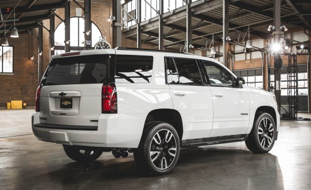 RST Special Edition Chevrolet Tahoe and Suburban