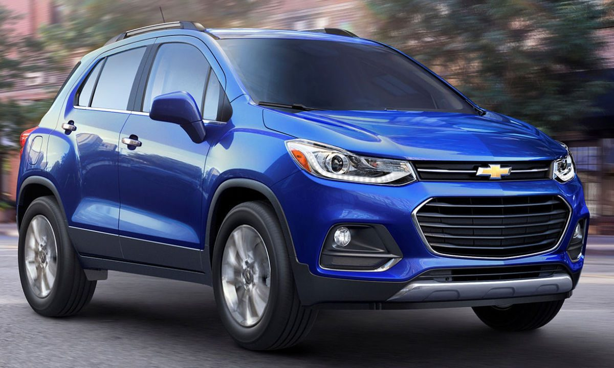 2017 Chevrolet Trax: Great new look covers familiar greasy stuff | Automotive | stltoday.com
