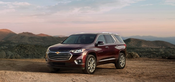 2018 Chevrolet Traverse Priced | GM Authority