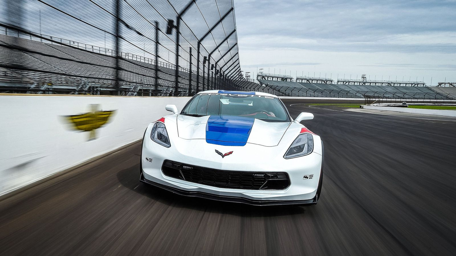 A Corvette Grand Sport will lead the 101st running of America's favorite milk-chugging contest.