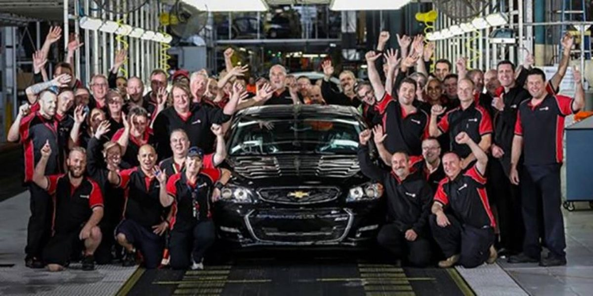 The Final Chevy SS Was Built Today