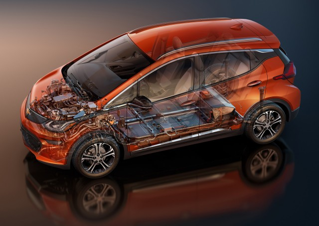 How much is a Chevy Bolt battery?  Ron Westphal Chevy