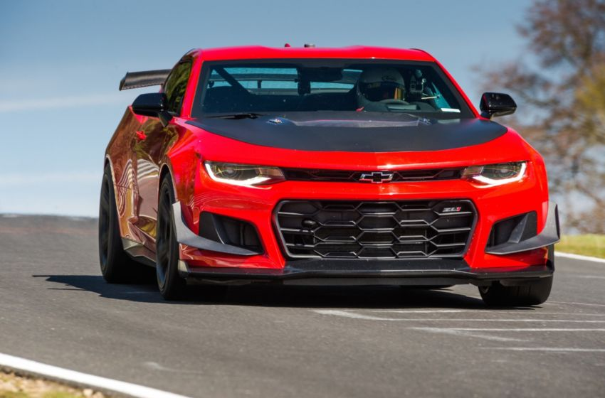 2018 Chevrolet Camaro ZL1 1LE Sets Camaro Lap Record At The Nürburgring