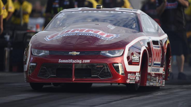 Chevrolet Top Fuel Racing