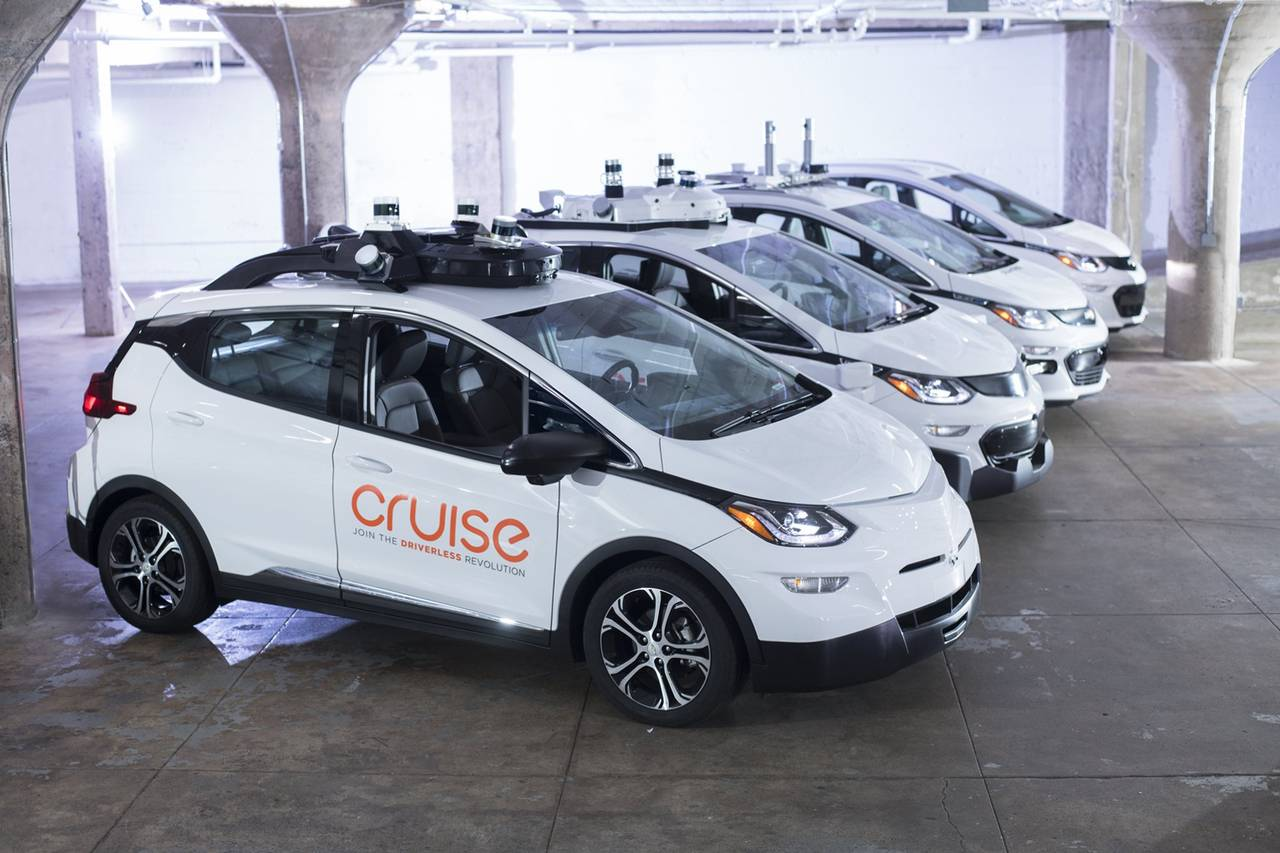 cruise automation Chevrolet Bolt vehicles