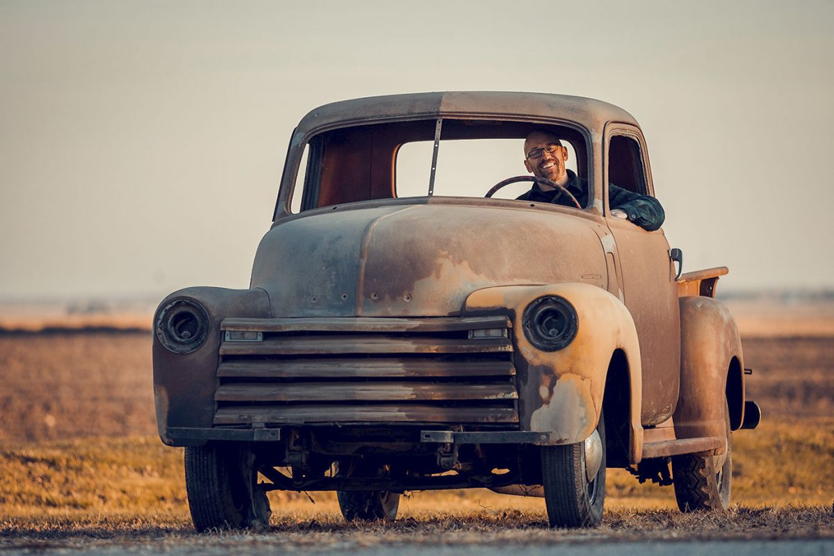 Illinois man to restore father's vintage pickup truck | Local | herald-review.com