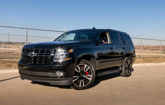 2018 Chevrolet Tahoe RST Proves Big Is Back