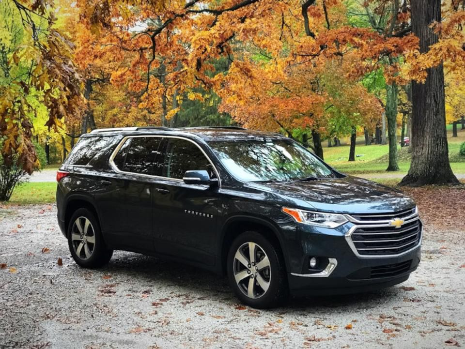 2018 Chevrolet Traverse – Road Trip Extraordinaire