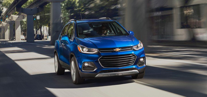 Chevy Trax sales numbers for January 2018Chevy Trax sales numbers for January 2018