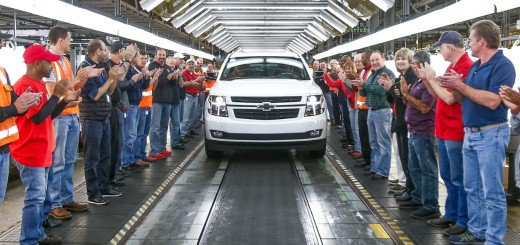 GM has a plant in South Korea assembly line