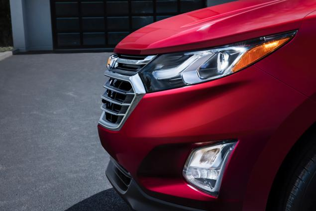 2018 Chevrolet Equinox at Ron Westphal Chevrolet in Aurora, IL
