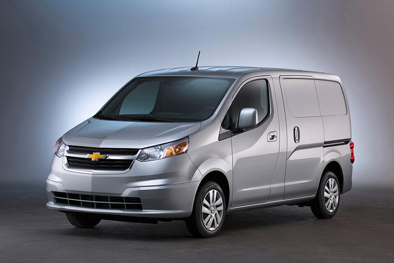 Chevrolet City Express van discontinued
