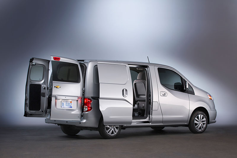 GM Puts Chevrolet City Express Cargo Van on Hold