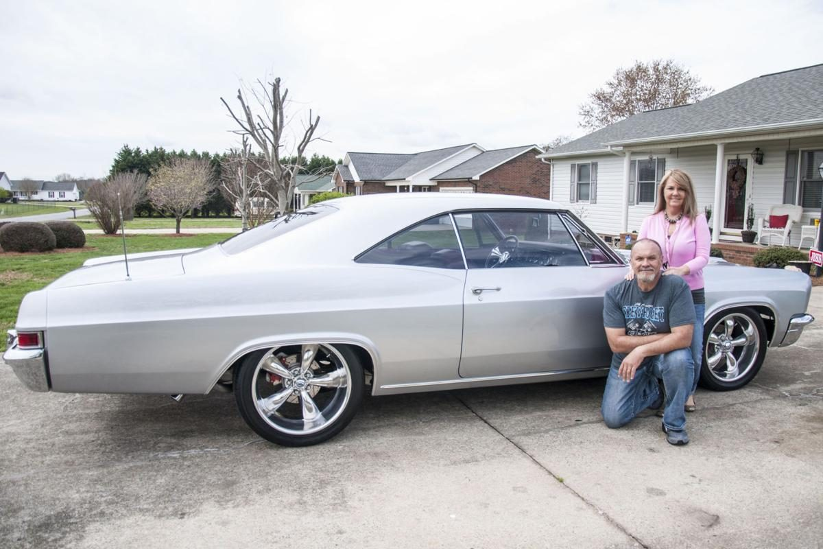 MY CLASSIC CAR: Marty's Waugh's '66 Chevrolet Impala SS