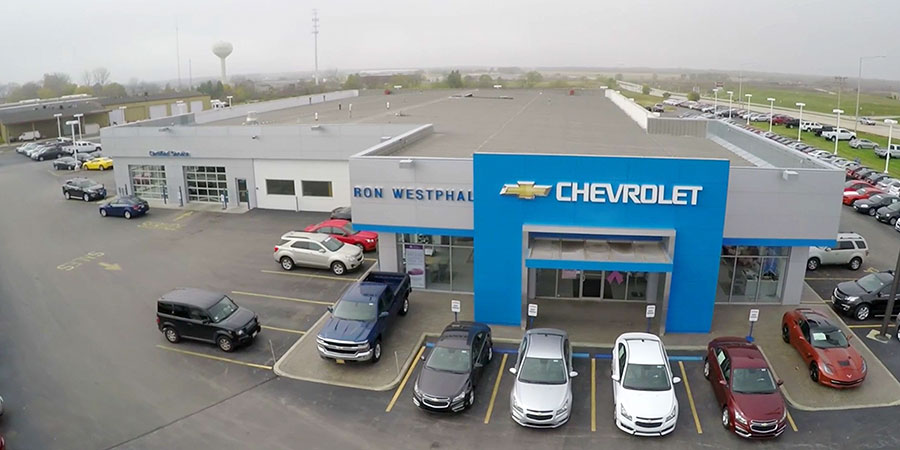 ron-westphal-chevrolet-view-roof-and-front-of-building