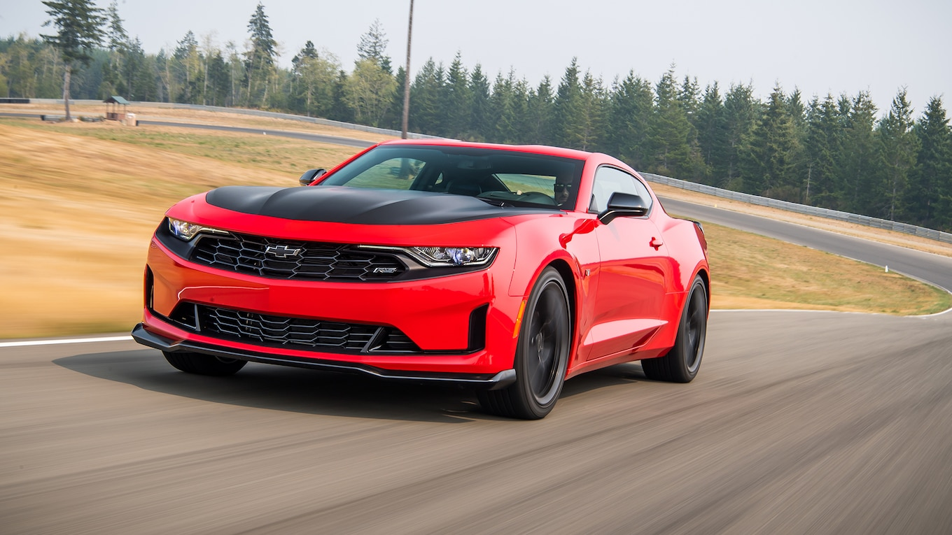 2019 Chevrolet Camaro Turbo Test Drive