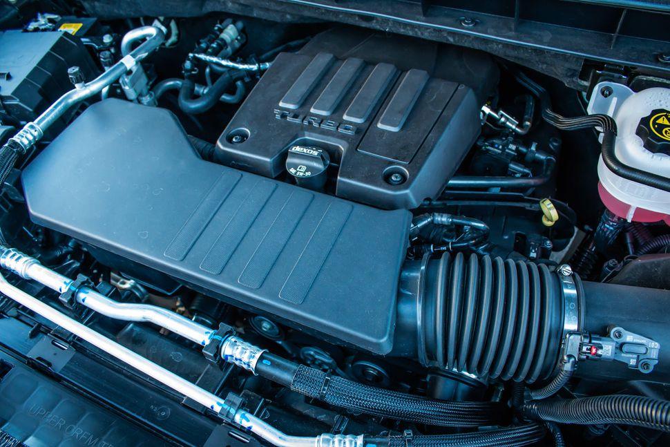 Silverado 4 cylinder engine