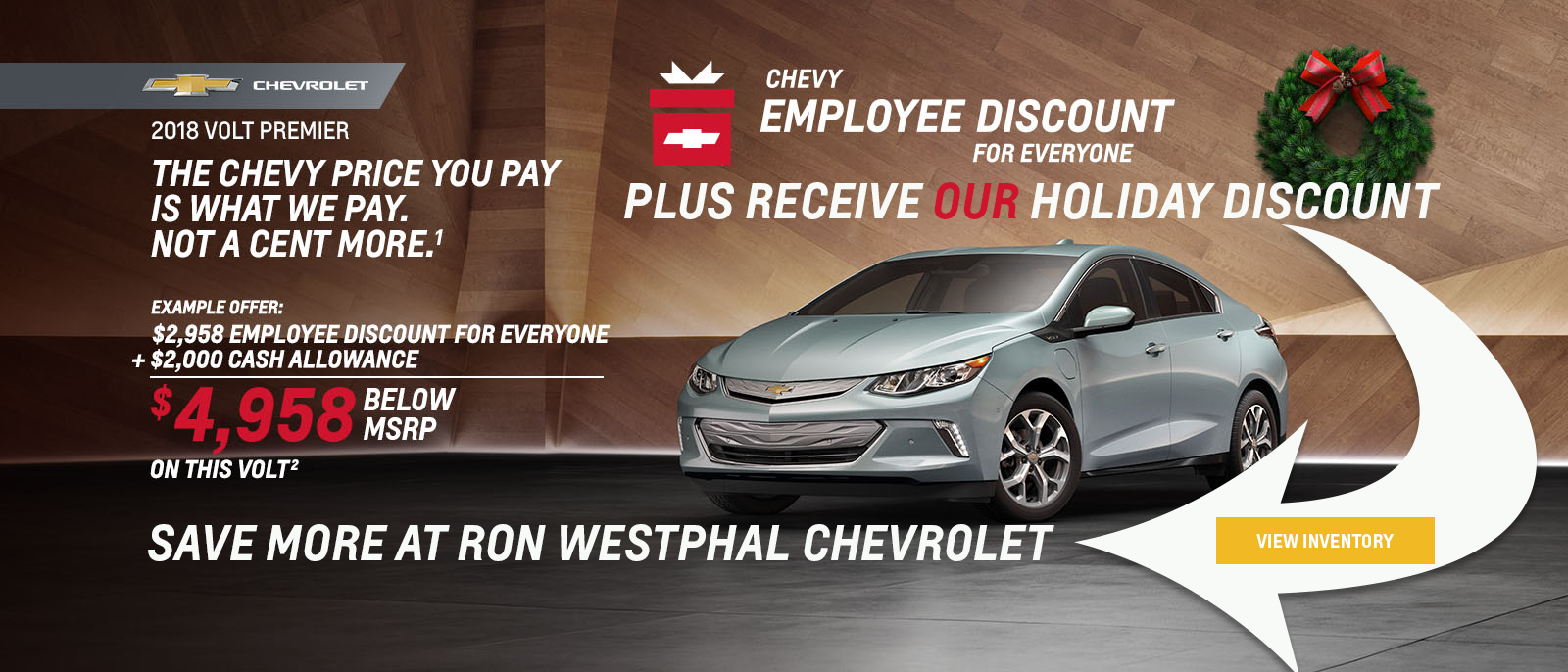 GM Employee Pricing for Everyone