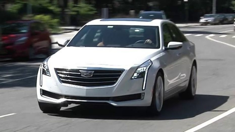 GM decides not to kill Chevrolet Impala and Cadillac CT6 yet - Cadillac CT6
