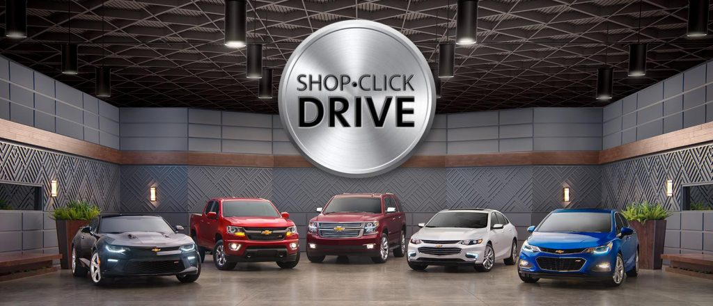 Shop For Your Next Vehicle From The Comfort Of Anywhere