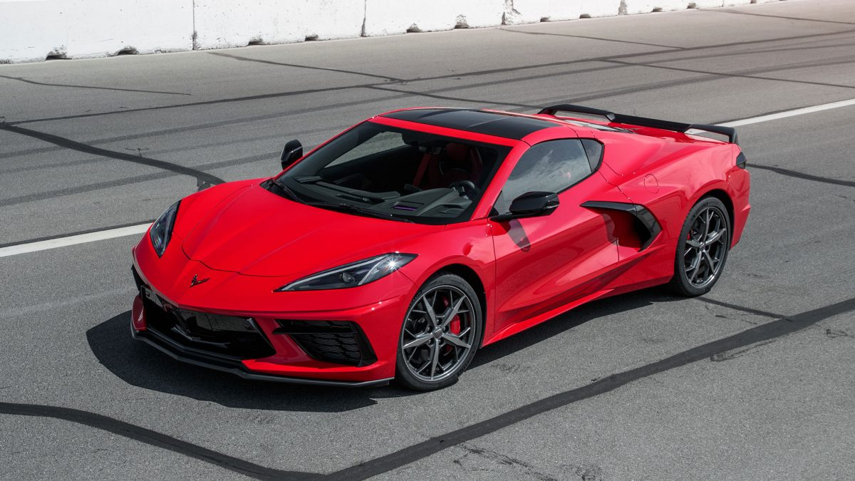 Things you might not know about the 2020 Corvette c8