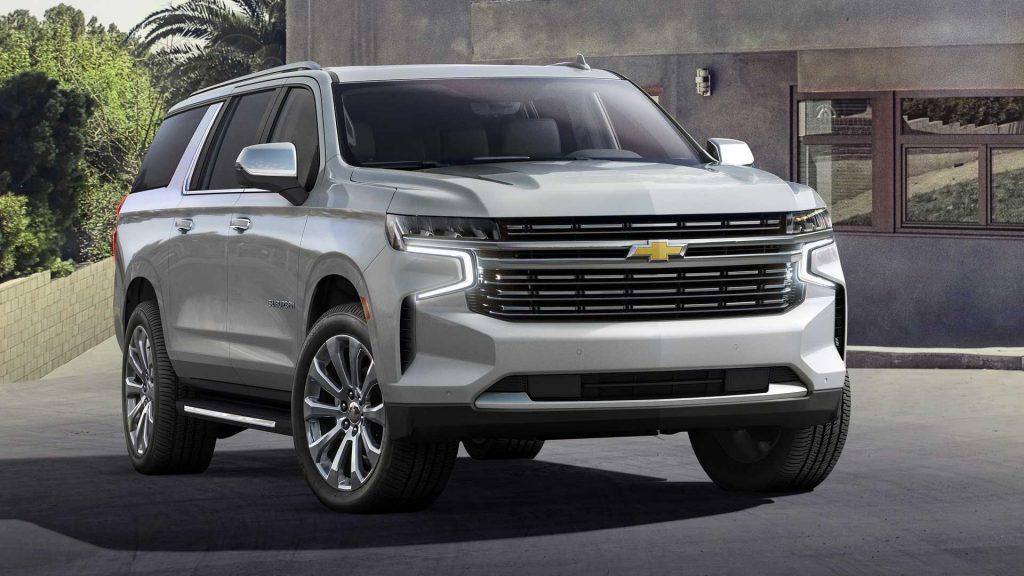 2021-chevrolet-suburban Ron Westphal Chevrolet