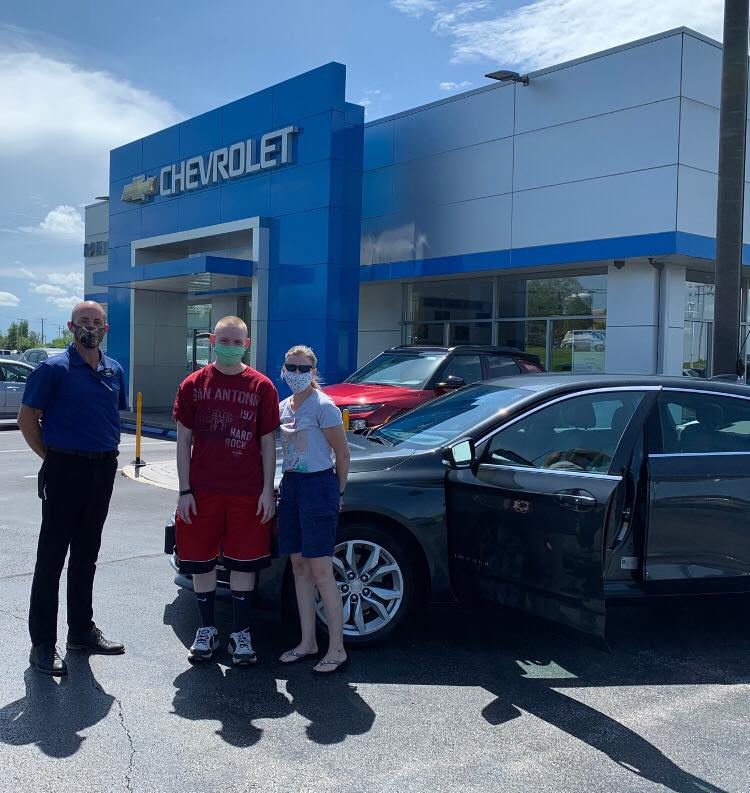 Brian Crunican delivers another new Chevrolet
