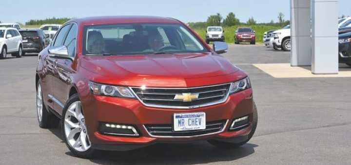 Last-Ever Chevrolet Impala