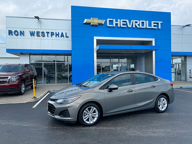 Fresh trade-ins at Ron Westphal Chevrolet