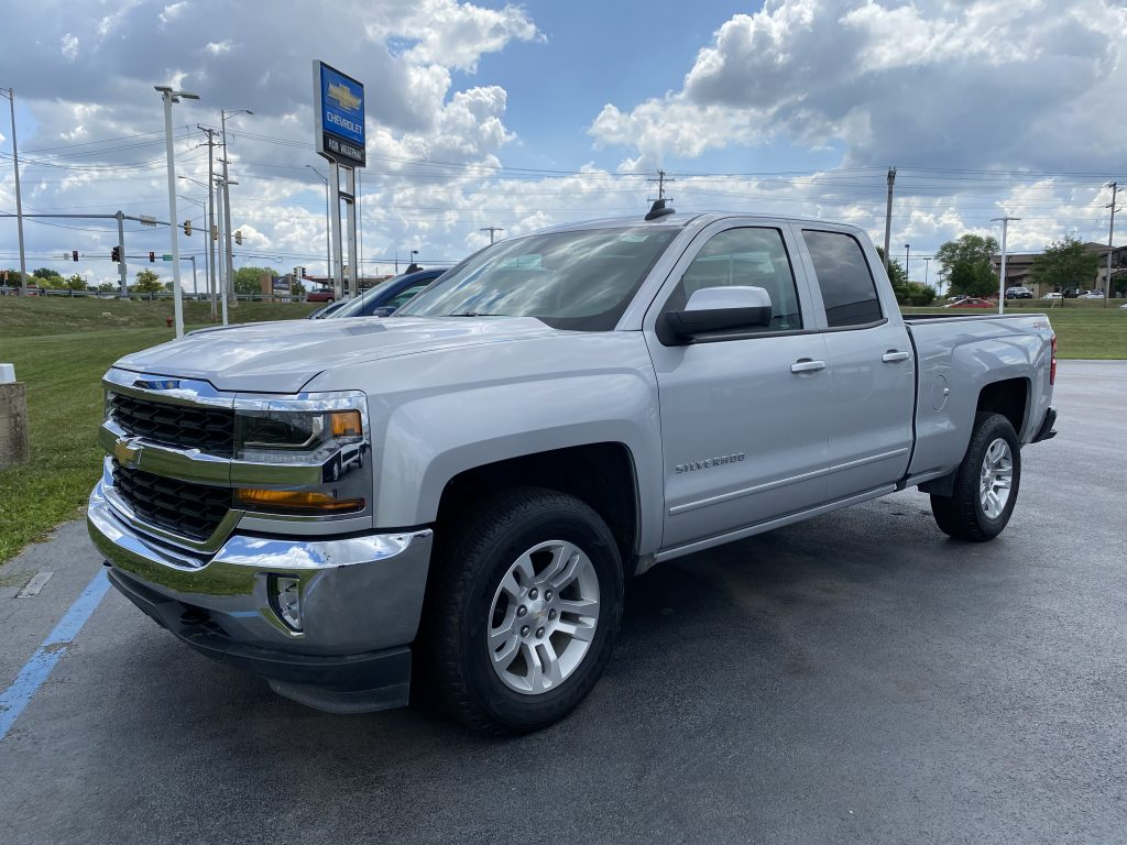 Stock P40582 is available for immediate delivery at Ron Westphal Chevrolet