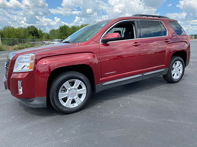 2012 GMC Terrain ON SALE NOW FOR ONLY $9,888.  Ron Westphal Chevrolet.  Stock # Z29012B