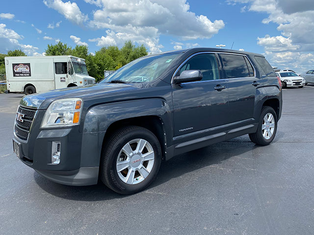 2011 GMC Terrain for sale at Ron Westphal Chevrolet ON SALE NOW $8,888.  Stock # N20488A