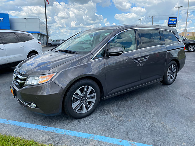 2015 Honda Odyssey for sale Ron Westphal Chevy Aurora, IL RON WESTPHAL PRICE $21,444 O.B.O.  Stock N29994A