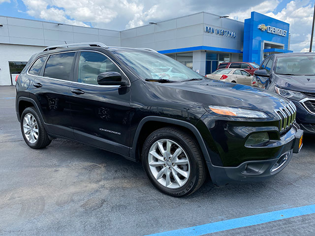 2015 Jeep Cherokee for sale WESTPHAL PRICE $12,895 O.B.O.  Stock N20253a