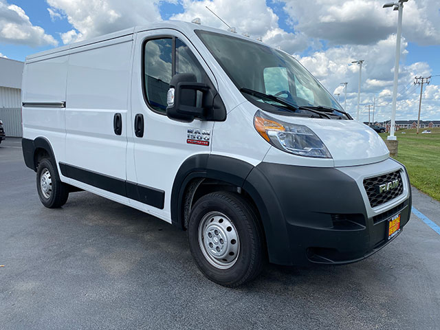 2019 Dodge Promaster Van for sale Ron Westphal Chevrolet-RON WESTPHAL PRICE $22,895 OBO.  stock P40571.