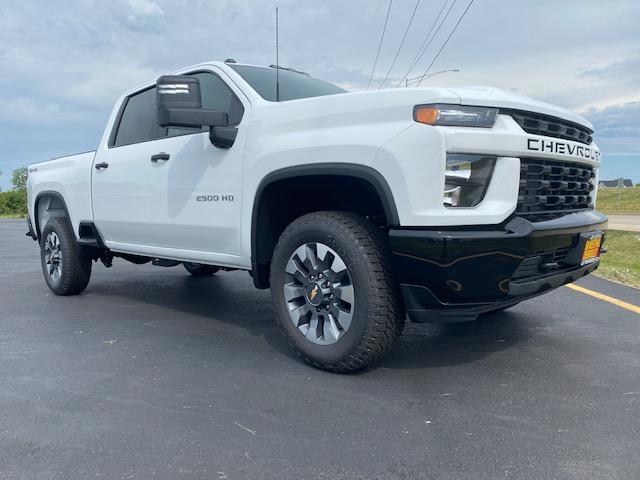 New 2021 Silverado 2500