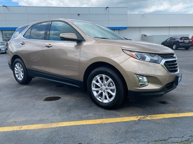 Can't find a new Equinox?  Try looking for a late-model GM Certified.