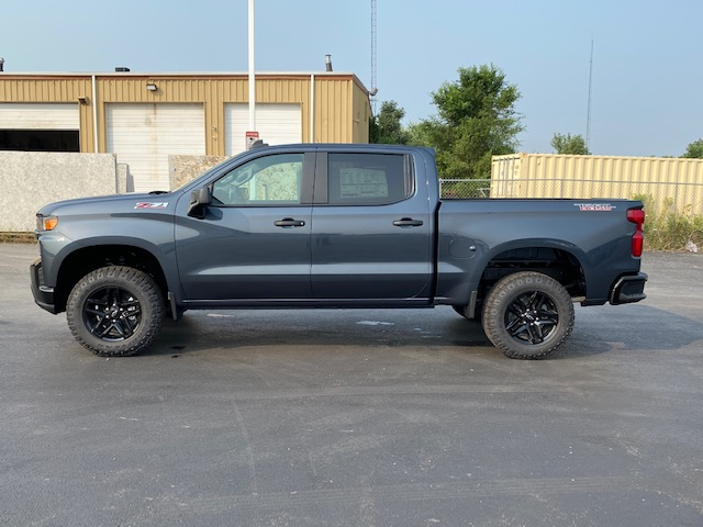 n21744 new 2021 Chevy Silverado picture in stock Aurora IL Ron Westphal Chevrolet